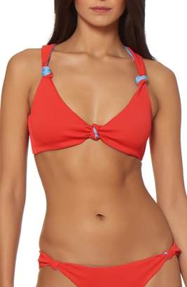 Dolce Vita Knotted Bikini Top