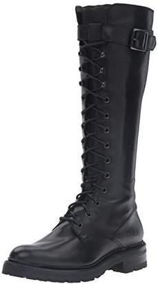 Frye Women's Julie Lace Tall Combat Boot