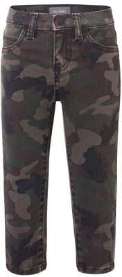 DL1961 Premium Denim Boy's Slim Camo Pants, Size 12-24 Months