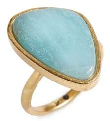 Madewell Foretell Semiprecious Stone Ring