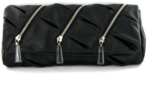Christian Louboutin Calf Zipper Clutch Accessories