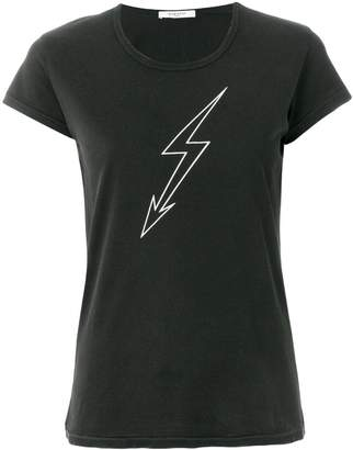 Givenchy print short-sleeve T-shirt