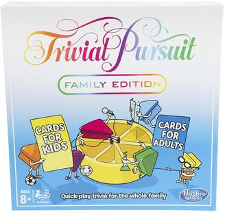 Hasbro Games Trivial Pursuit Family Edition