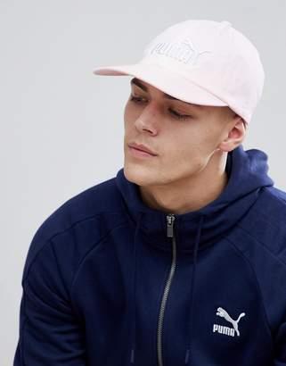 Puma Essentials Cap In Pink 05291960