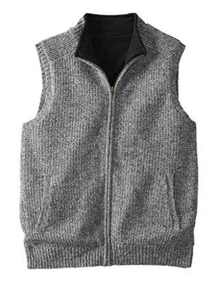 Pendleton Men's Reversible Fleece Sweater Vest