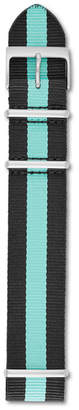 Fossil Sport 54 22mm Stripe Polyester Watch Strap