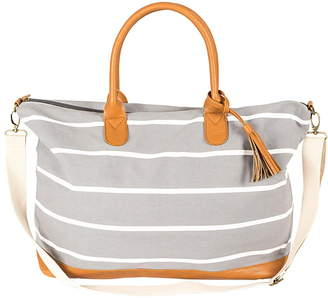 Cathy's Concepts Cathys Concepts Monogram Oversized Tote