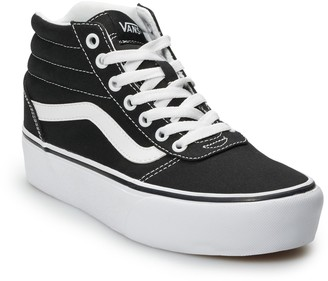 Vans Ward Hi Women's Platform Shoes