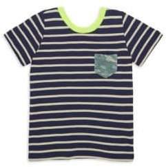 Egg Baby Baby's, Toddler's& Little Boy's Shane Pocket Tee