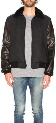 Schott B-15 Wool Jacket