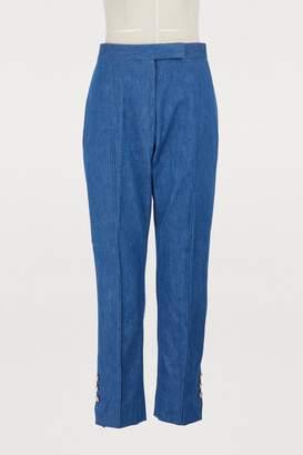 Thom Browne Denim trousers