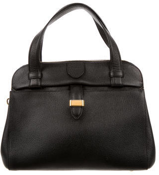 Marc JacobsMarc Jacobs Black Leather Satchel