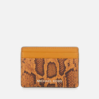MICHAEL Michael Kors Women's Money Pieces Card Holder