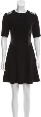 Rag & Bone Short Sleeve Midi Dress