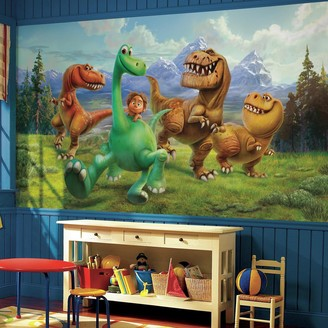 Mural Roommates Disney / Pixar The Good Dinosaur Wall by RoomMates