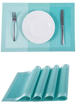 SUNSHINE FASHION Set of 4 Placemats