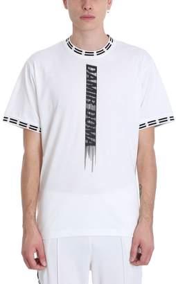 Damir Doma Lotto LOTTO White Cotton T-shit