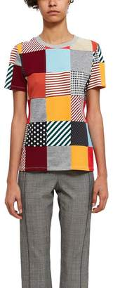 Opening Ceremony Patchwork Tee