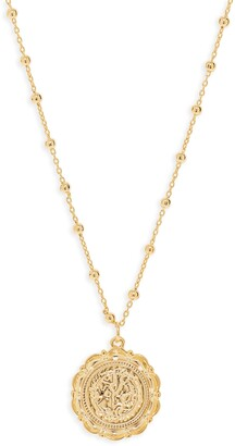 Kristin Cavallari Uncommon James by Atocha Coin Necklace