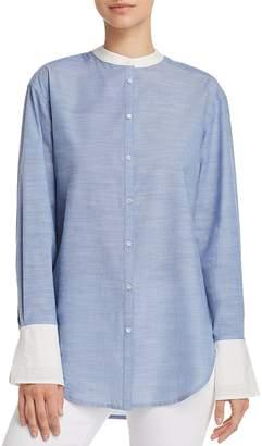 Joie Betra Color-Block Shirt
