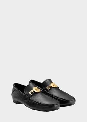 Versace Greca Medusa Loafers