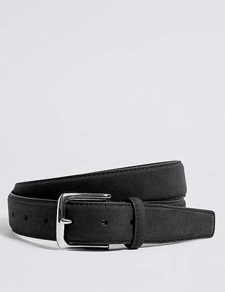 Marks and Spencer Faux Suede Stitch Detail Belt