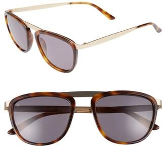 SMOKE X MIRRORS Pusherman 52mm Retro Sunglasses