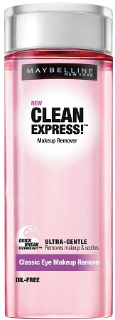 Maybelline Clean Express! Classic Eye Makeup Remover