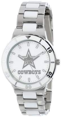 "Game Time Women's NFL-PEA-DAL""Pearl"" Watch -"