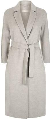 Max Mara Giungla Wool Wrap Coat