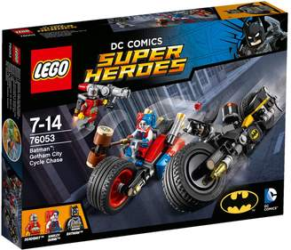 Lego Super Heroes Batman: Gotham City Cycle Chase