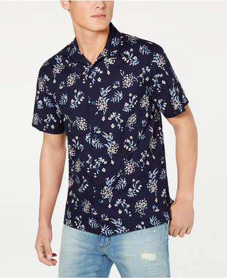 ... American Rag Men Floral Shirt 6b441c7e12
