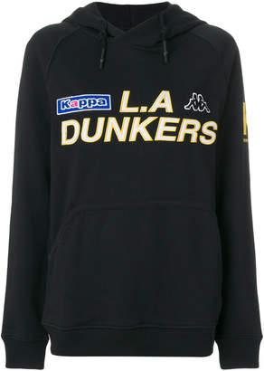 Kappa Dunkers hoodie