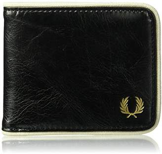 Fred Perry Men's Classic Billfold Wallet