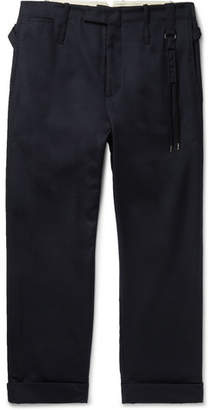 Craig Green Wool Trousers - Men - Navy
