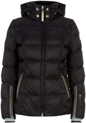 Bogner Gilet Insert Hooded Down Coat
