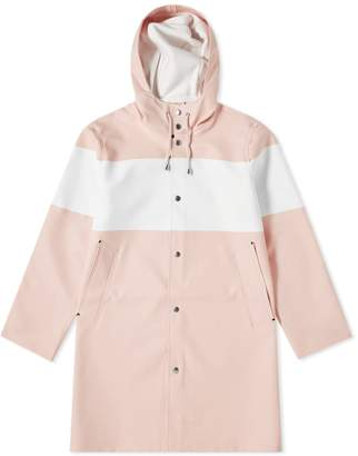 Stutterheim Stockholm Stripe Raincoat