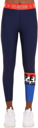 P.E Nation Kicker Sports Stretch Techno Leggings