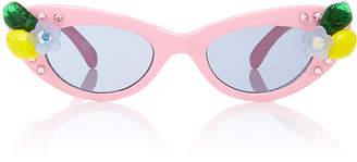 A-Morir Child Pink Lemonade Sunglasses