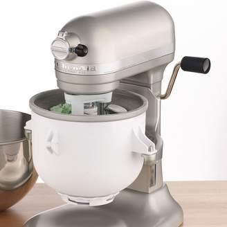 KitchenAid Mixer Ice Cream Bowl Attachment for 5-qt Mixer