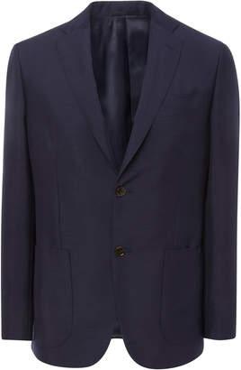 EIDOS Mohair Two-Button Sport Coat