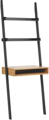DREW Bamboo and lacquer ladder desk