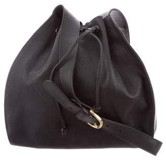 Ghurka Leather Shoulder Bag