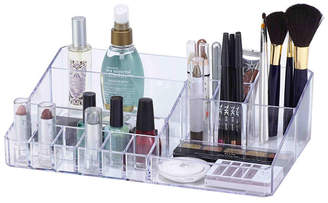 Simplify 15 Compartment Acrylic Cosmetic Organizer