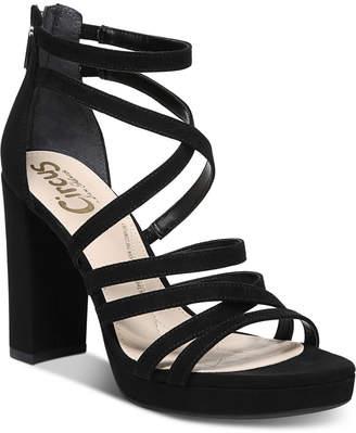 Sam Edelman Adele Strappy Dress Sandals Women's Shoes