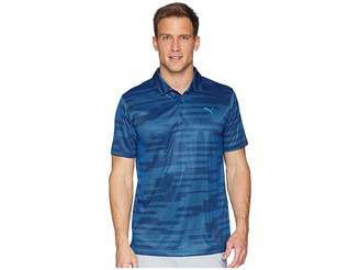 Puma PWRCOOL Blur Polo Men's Short Sleeve Pullover