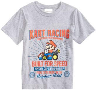 Nintendo Toddler Boys Mario Kart Graphic T-Shirt