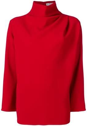 Alberto Biani turtleneck sweatshirt