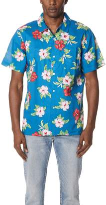 Obey Kane Short Sleeve Shirt
