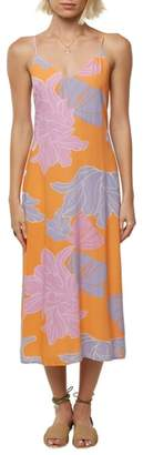 O'Neill Santa Rosa Cover-Up Midi Dress